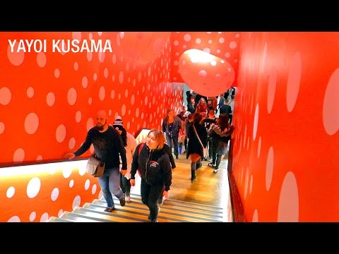 Yayoi Kusama: Retrospective - Helsinki Art Museum