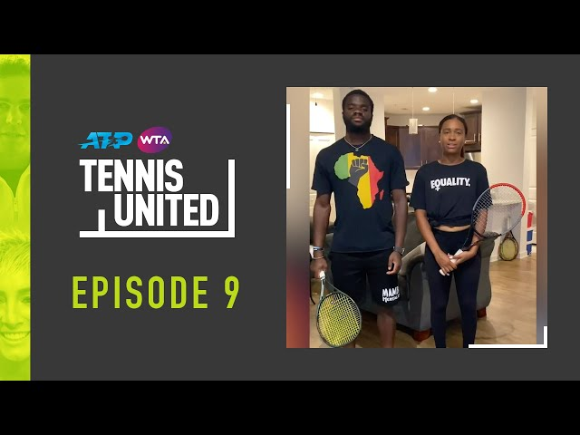 Tennis United | Tiafoe Speaks Out