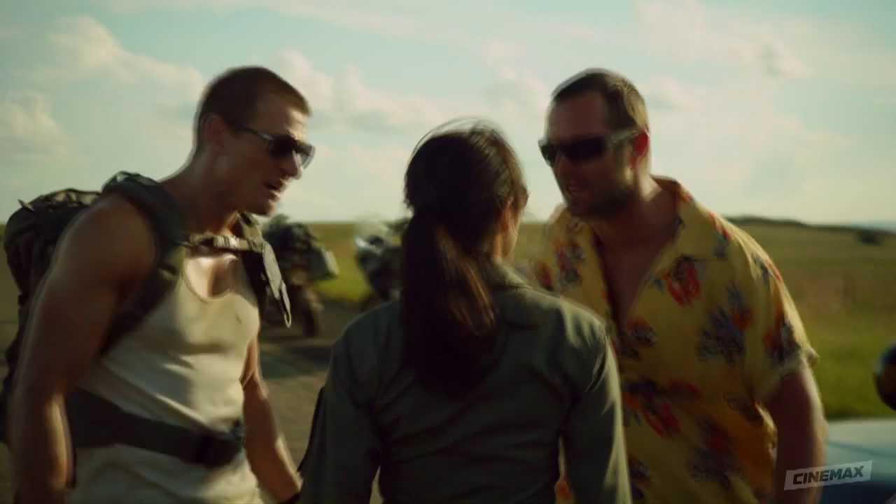 Download Strike Back Season 3: Episode 1 Clip - Scott & Stonebridge Vacation Interrupted