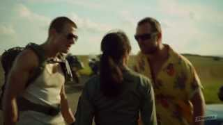Strike Back Season 3: Episode 1 Clip - Scott & Stonebridge Vacation Interrupted