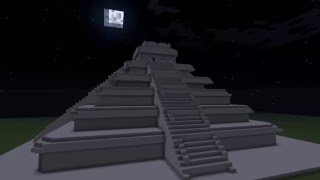 Minecraft Piramide Maya Descargar