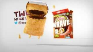 Krave: Tweet When U Eat TV Ad