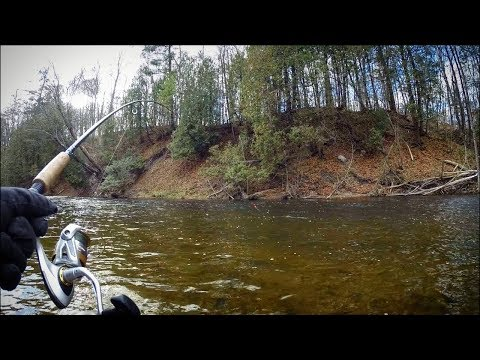 Steelhead Fishing The Easiest Rig Ever