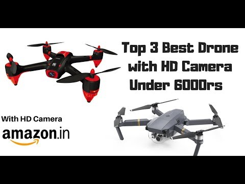 The Latest 3 Best Drone Under 6000 rs In India.