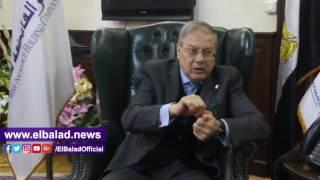 رئيس «القابضة»: إعادة دراسة جدوى «المصرية لإعادة التأمين» بعد تحرير سعر الصرف .. فيديو