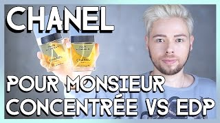 видео Chanel Pour Monsieur Concentree