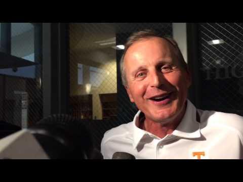 Rick Barnes reviews Rocky Top League