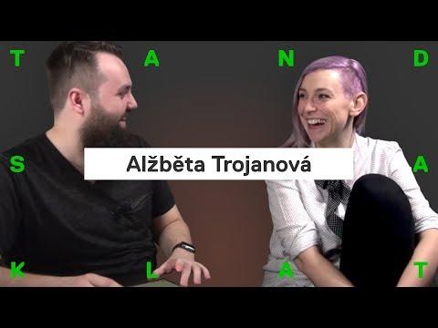 Alžběta Trojanová vypráví o Game of Thrones, Zaklínači a novém pořadu New Game +