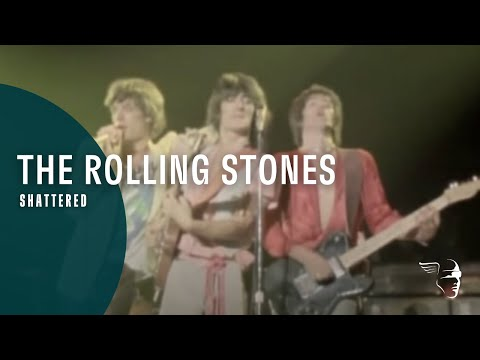"The Rolling Stones - Shattered (from ""Some Girls, Live in Texas"