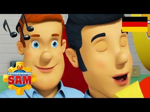 Feuerwehrmann Sam Deutsch Neue Folgen | Elvis' großer Auftritt - Musik | Cartoons für Kinder