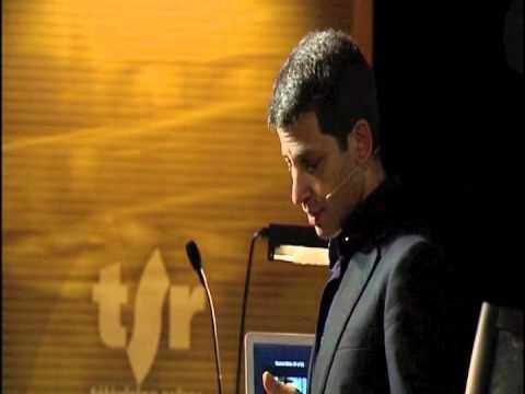 TEDxTransmedia - David Rowan - DAREtoINFORM