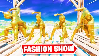 *SQUADS* Fortnite FASHION SHOW... (best one yet)