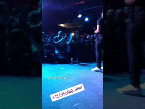 Jussie Smollett Sum of My Music Concert Cleveland | Friday 09 June 2018