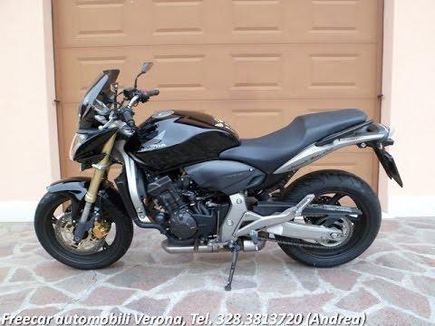 Honda Hornet Cb 600 F Anno 2007 Youtube