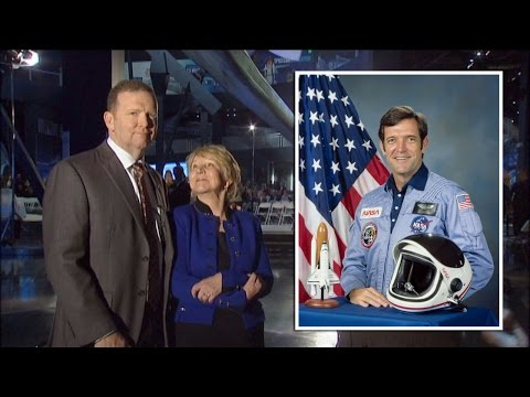 Scobee family reflects on Challenger tragedy