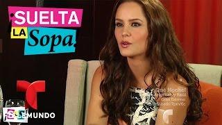 Suelta La Sopa | Ana Lucía Dominguez habla de su experiencia con Rafael Amaya | Entretenimiento