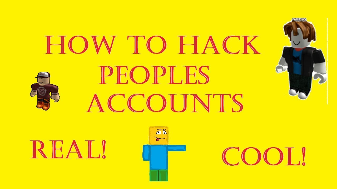 Roblox How To Hack Into Disabled Account | Roblox Hack M