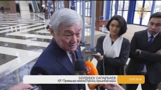Бердібек Сапарбаев Владимир Божкоға ойланып сөйлеу керек деп кеңес берді