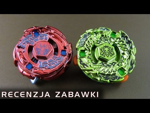 Half-Pipe Battle Set - polska recenzja zabawki - Beyblade XTS