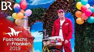 Michl Müller als Paketbote – Teil 1