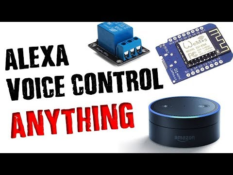 Control Nearly ANYTHING with Alexa for under $10! 👍