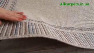 видео Безворсовый ковер