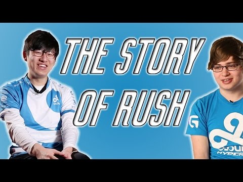 C9 Sneaky | The Story of Rush (Special Compilation)