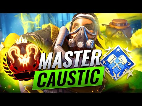 Download ULTIMATE CAUSTIC GUIDE! Easiest Legend for New Players! (Apex Legends Guide to Caustic)