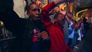 The Dunk King Season 2 Ep. 4: Jordan Southerland Dedication Dunk Video