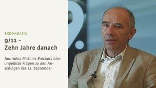 9/11 - Einsturz eines Lügengebäudes - Mathias Bröckers   ExoMagazin