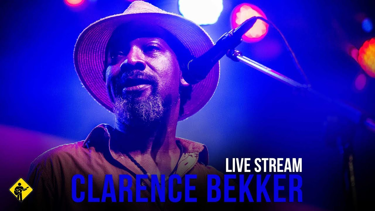 Clarence Bekker Live From Barcelona March 28th 2020