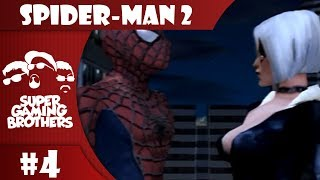 SGB Play: Spider-Man 2 - Part 4 | I'm Late! I'm Very, Very Late!