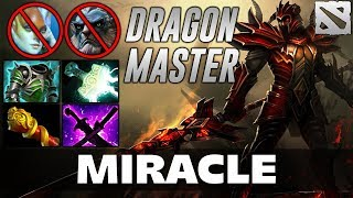 Miracle Dragon Knight Dota 2 Highlights