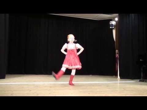 Оля - Русский танец