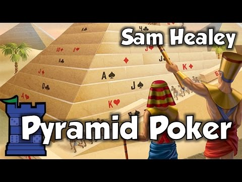 Pyramid Poker Review - with Sam Healey
