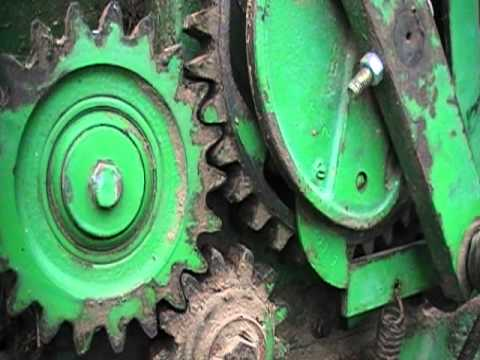 John Deere Baler Inspection for 336 346 327 337 347 328 338 348 Part 1