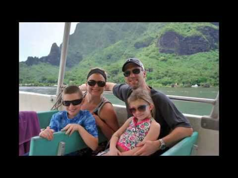 Holiday to the South Pacific Year II - Moorea, Bora Bora, an