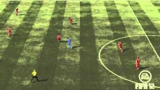 FIFA 12 - Lucas Leiva 40 yards!!