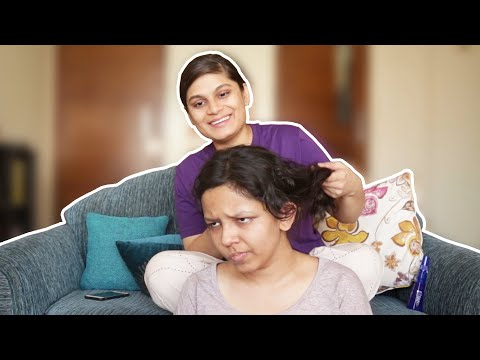 When You're The Younger Sibling Ft. Srishti | BuzzFeed India