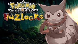 PUSZYSTA, OGARNIJ SIĘ! - Pokemon Pitch Black Nuzlocke #2