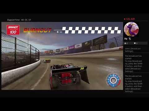 Nascar heat 3 Xtreme dirt tour Eldora Speedway
