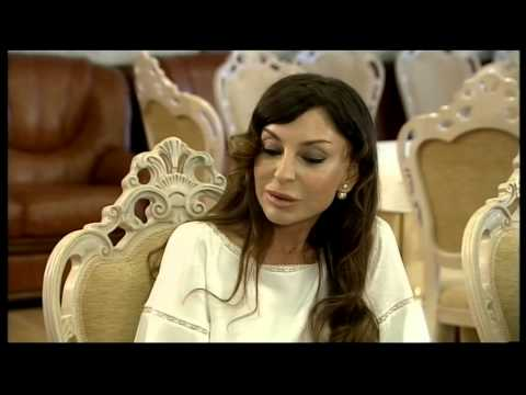 Mehriban Aliyeva meets heads of Russia's leading mass media in Moscow