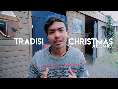 HARI TERPENDEK DAN TRADISI CHRISTMAS DI BELANDA | REZZVLOG