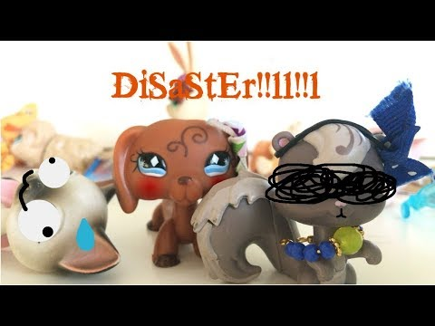 LPS: Classroom Disaster! (Funny Skit!)