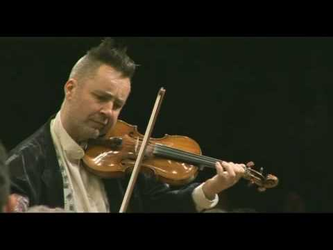 NIGEL KENNEDY-UNIQUE CONCERT