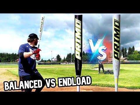 MIKEN FREAK PRIMO MAXLOAD Vs BALANCED - USSSA Slowpitch Softball Bat Reviews