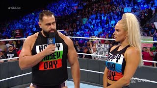 NoDQ Live: 9/25/18 WWE Smackdown full show review, reactions, highlights