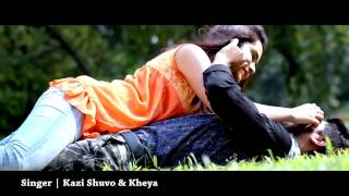 MUSIC VIDEO   PROMO  TUMI SHOPNO HOYE   KAZI SHUVO & KHEYA   DIRECTED BY SOUMITRA GHOSE EMON