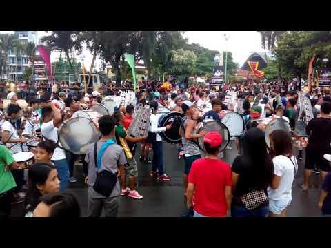Opening Salvo Kalibo Ati Atihan Festival 2018