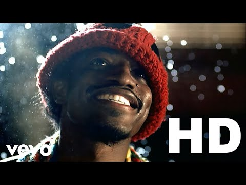 OutKast - Ms. Jackson (Official HD Video)